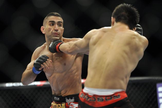 UFC 169's Ricardo Lamas on Jose Aldo: 'Every King's Reign Comes to an End'
