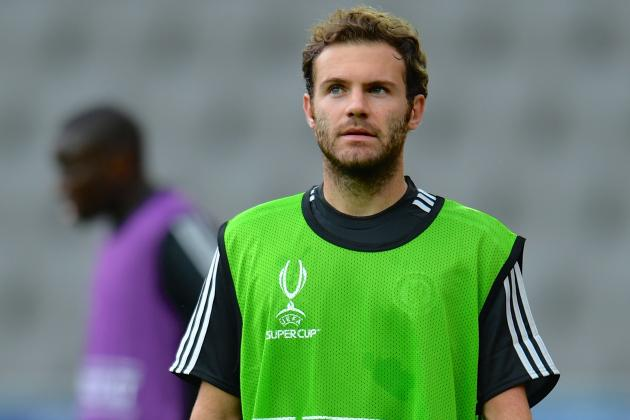 Manchester United Transfer Rumours: Red Devils Deny Bid for Chelsea's Juan Mata