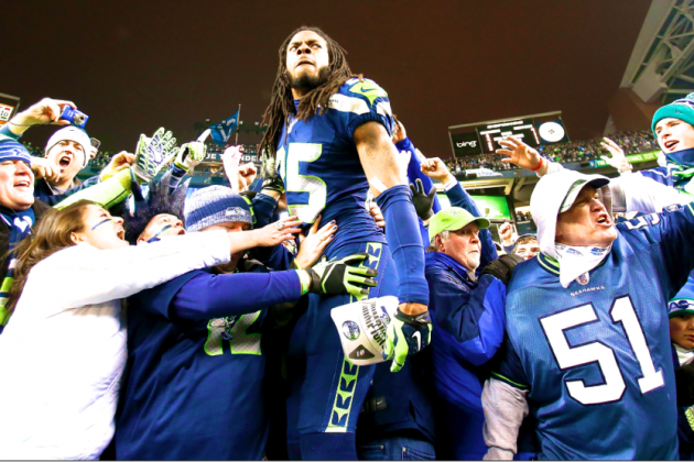 Getting to Know Richard Sherman