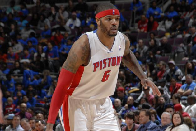Josh Smith Suggests Pistons Share More, Help Each Other out