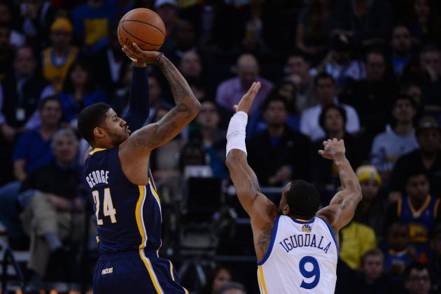 Pacers vs. Warriors: Live Score, Highlights and Reaction