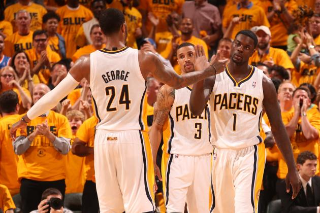 Paul George and Lance Stephenson Can Be an All-Time Defensive Duo