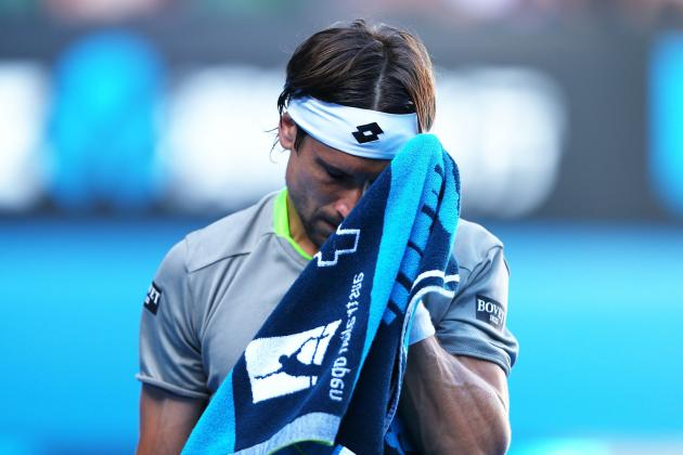 Australian Open 2014: David Ferrer Pushes Line Judge, Avoids Fine