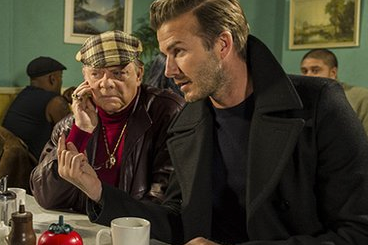 Sport Relief 2014: David Beckham in Only Fools and Horses