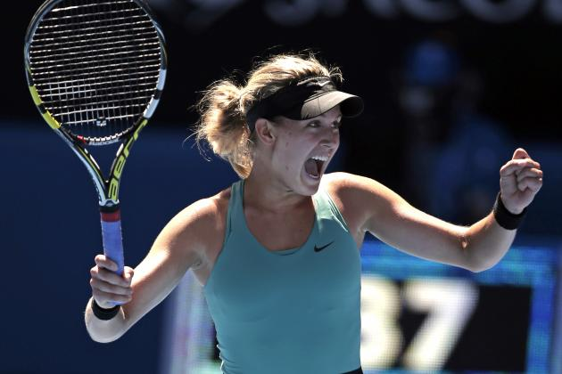 Australian Open 2014: Genie Bouchard's Run to the Semis Is Just the Beginning