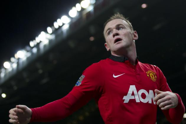 Manchester United Transfer Rumours: Success to Spell Wayne Rooney Exit