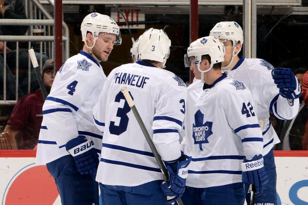 Kessel, Kadri Lift Streaking Maple Leafs Past Coyotes