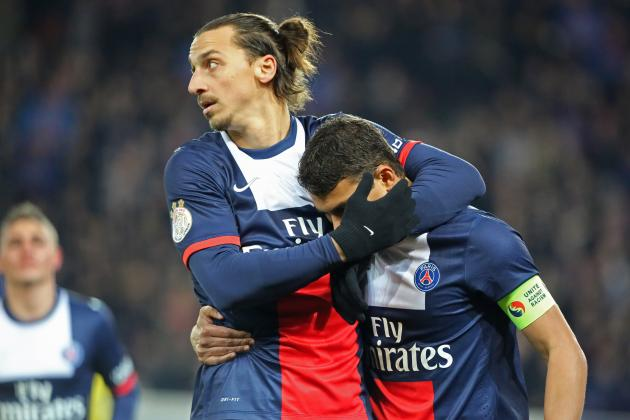 European Team of the Week: Zlatan Ibrahimovic and Samuel Eto'o Lead the Line