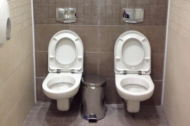 Sochi Toilets at the 2014 Winter Olympics Will Be Pretty Intimate