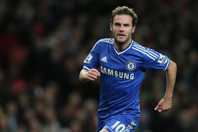 Would Juan Mata Fit in at Manchester United?
