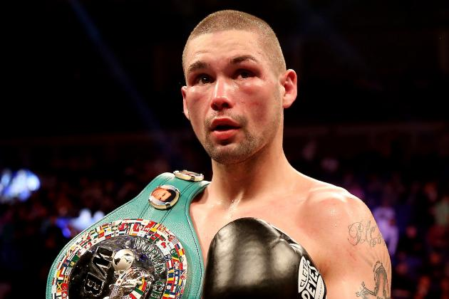 Tony Bellew Steps Up to Cruiserweight to Fight Former World Title Challenger