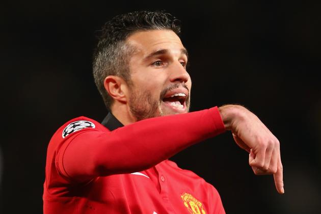 Could Robin van Persie's Time at Manchester United Be Coming to an End?