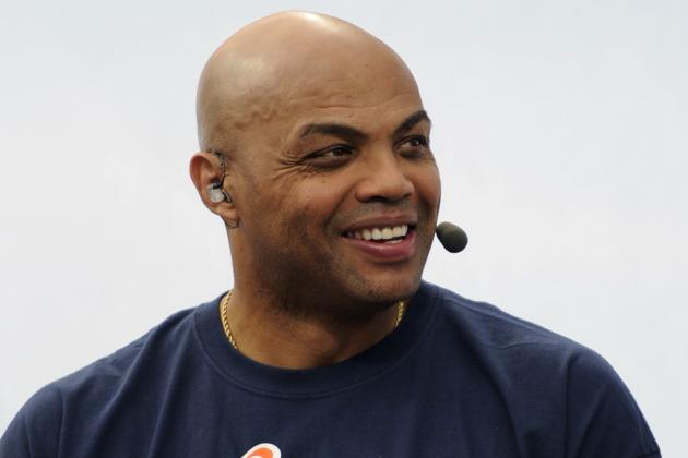 Charles Barkley Calls Today's NBA Teams 'Girly'