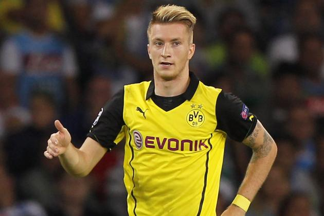 Borussia Dortmund Fume over 'Fake' Marco Reus Quotes in Daily Mirror
