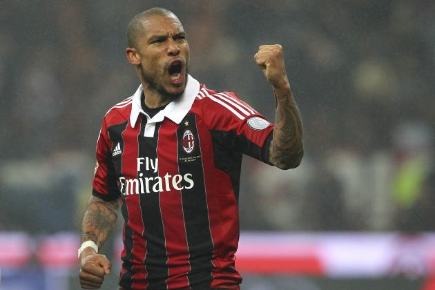 Liverpool Transfer News: Nigel De Jong Would Be Great Add for Brendan Rodgers