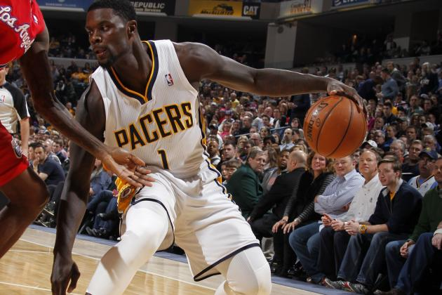 Lance Stephenson Makes All-Star Campaign Pitch