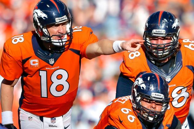 Why Peyton Manning's Pass Protection Will Decide Outcome of Super Bowl XLVIII