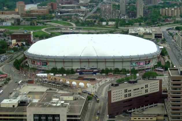Debate: What's Your Favorite Metrodome Memory?