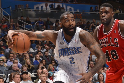 Magic's Kyle O'Quinn Recently Has Made the Most of Precious Playing Time