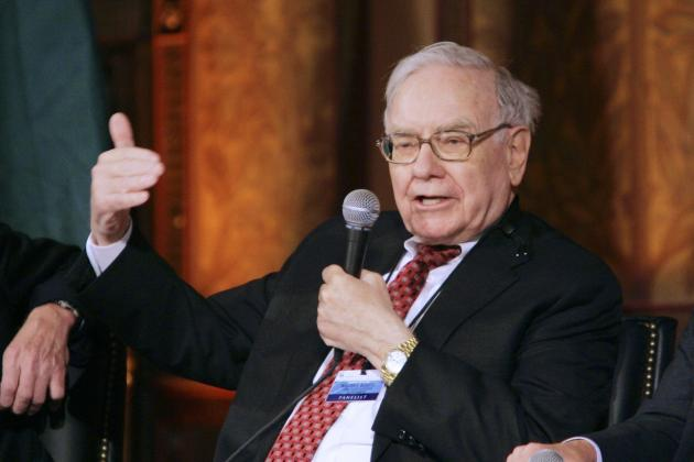Warren Buffett Will Pay $1 Billion to Fan with Perfect March Madness Bracket