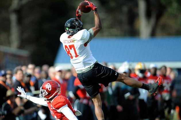 Jordan Matthews NFL Draft 2014: Highlights, Scouting Report for Eagles WR