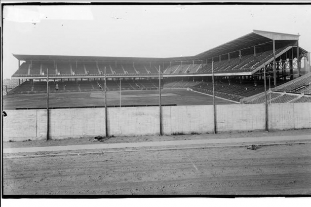Image: A Brand New Ebbets Field in 1913