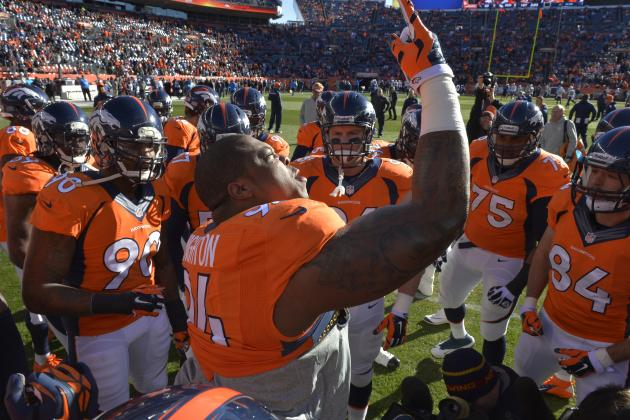 Why the Denver Broncos' Run Defense Will Ultimately Decide Super Bowl XLVIII