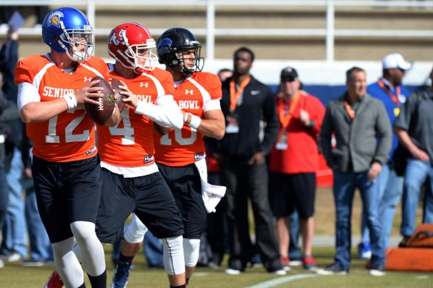 Senior Bowl 2014: Roster, Top Prospects for College All-Star Game