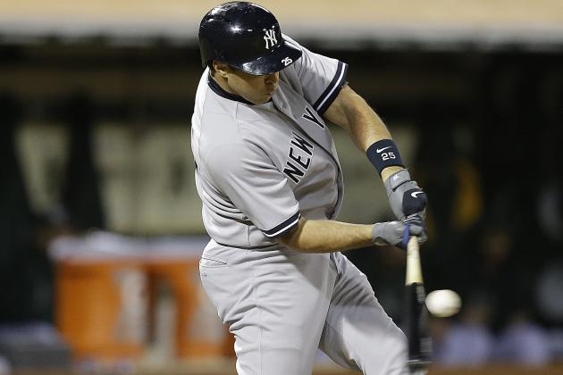 How Important Is Mark Teixeira's Health to the Yankees' 2014 Success?