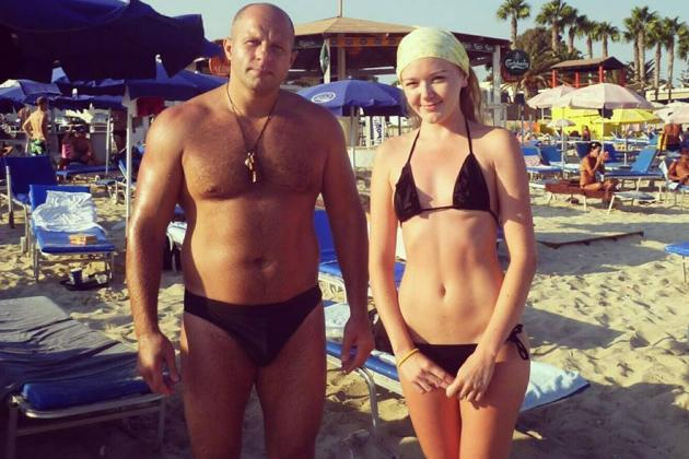 Fedor Is in a Thong at the Beach -- Your Argument Is Invalid