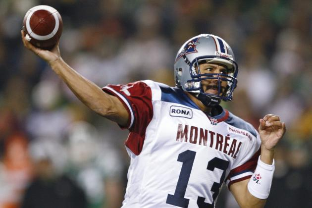 Anthony Calvillo Announces His Retirement from the CFL
