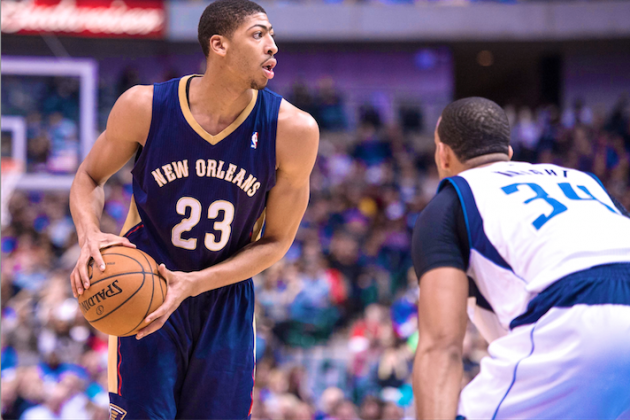 How Anthony Davis Is Blossoming into a Superstar