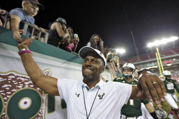 South Florida Hosted Recruits on Yacht, Took Them to Hulk Hogan's Restaurant