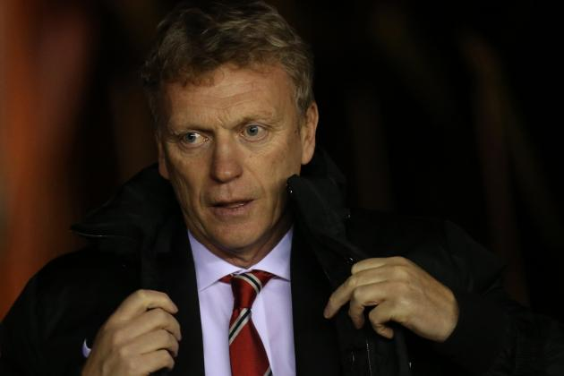 David Moyes Is Being Too Conservative at Manchester United