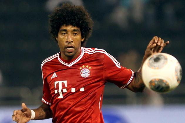 Dante's Agent Denies Bayern Defender Is Heading to Manchester United
