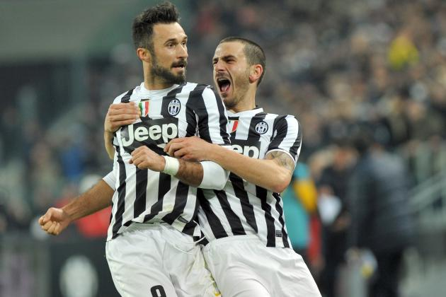 Arsenal Transfer News: Arsene Wenger Should Snap Up Mirko Vucinic