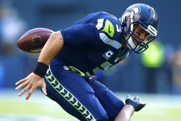 Breaking Down Russell Wilson's Struggles During the NFC Championship Game