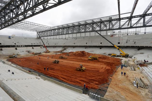 FIFA Threatens World Cup Host City Curitiba with Exclusion over Speed of Work