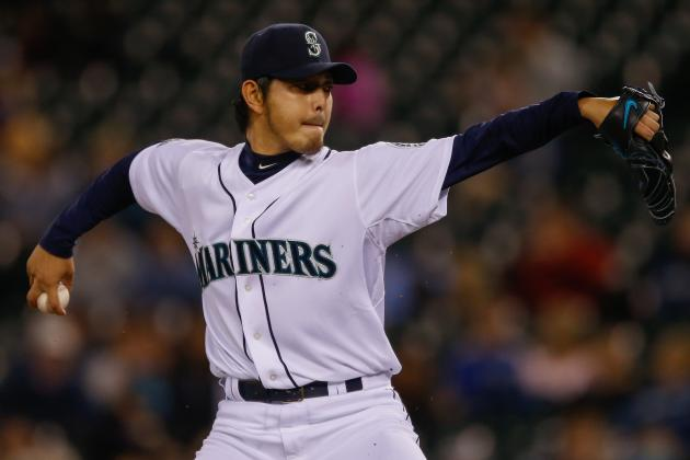 Projecting the Mariners' Top Pitchers