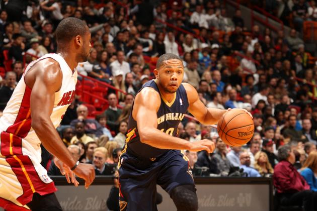 Why the New York Knicks Should Make a Play for Pelicans' Eric Gordon