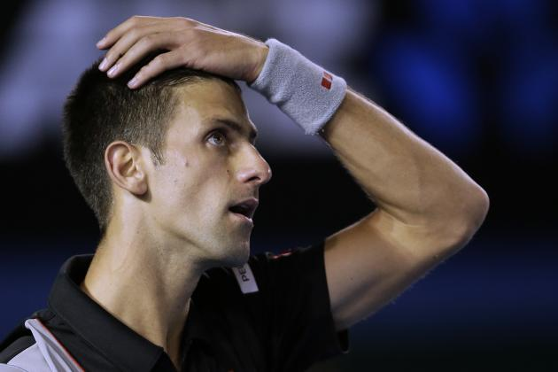 Stanislas Wawrinka Upset Shows Novak Djokovic's Intimidation Factor Is Gone