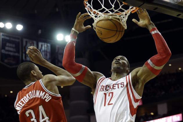 Are Houston Rockets Using Dwight Howard Correctly on Offense?