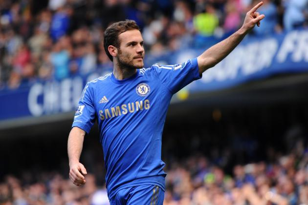 Chelsea Transfer News: Blues Must Keep Juan Mata Away from Manchester United