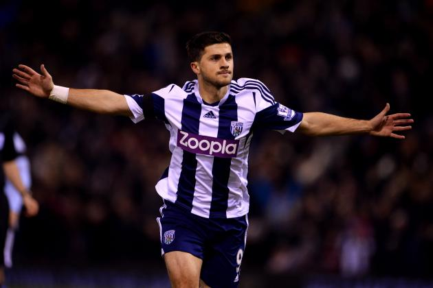 West Brom's Tactics Against Everton Show Why They Will Miss Shane Long
