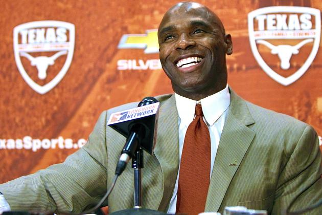 Charlie Strong's Developing His Own 'Process,' and It's Just What Texas Needs