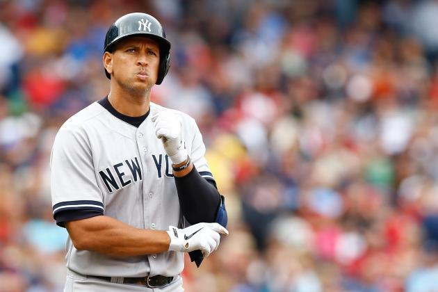 Will MLBPA Lynch Mob Actually Scare Alex Rodriguez out of the League?