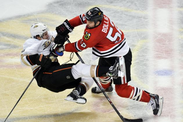 Why Brandon Bollig Is a Key Part of the Chicago Blackhawks' Success