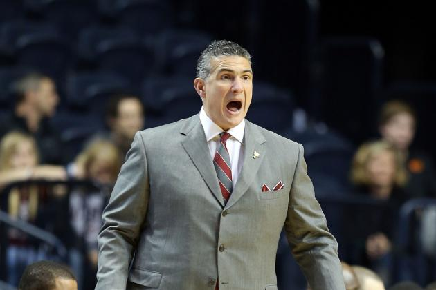 Gamecocks Coach Frank Martin Apologizes for Tirade