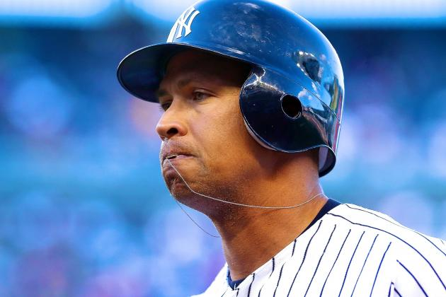 MLBPA Reportedly Sought to Expel Alex Rodriguez from Players Union