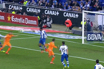 GIF: Karim Benzema Scores for Real Madrid vs. Espanyol in Copa Del Rey